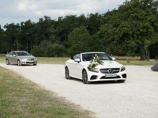 Mercedes-Benz Rent - Etoile 35 4