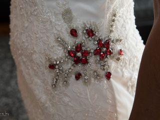 Ceremony Day - Robe de mariée sur-mesure 7