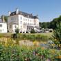 Le mariage de Justine Guichard et Château de Saulon 13
