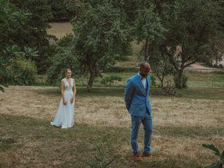 Le mariage de Emeline et Aguib 1