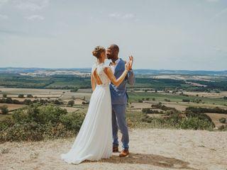 Le mariage de Emeline et Aguib