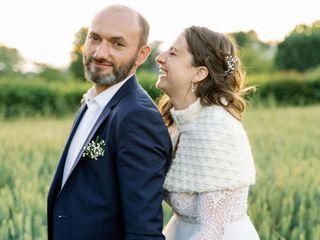 Le mariage de Audrey et Hamza