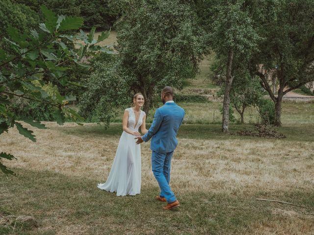 Le mariage de Aguib et Emeline à Bissy-la-Mâconnaise, Saône et Loire 2