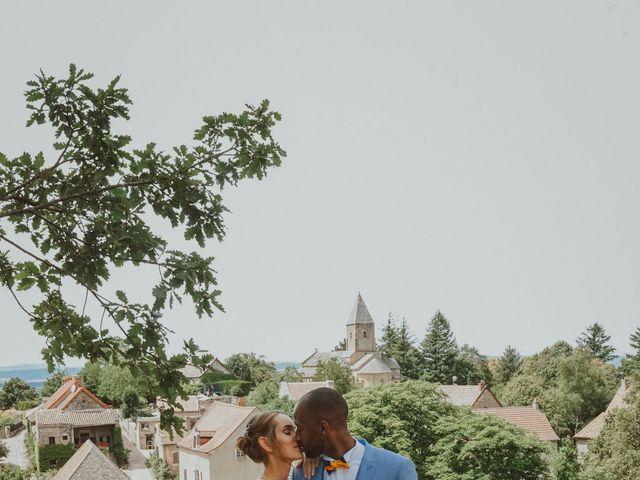 Le mariage de Aguib et Emeline à Bissy-la-Mâconnaise, Saône et Loire 8