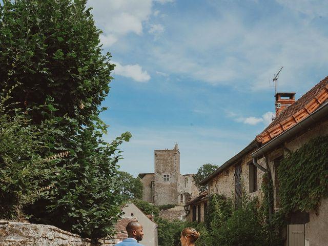 Le mariage de Aguib et Emeline à Bissy-la-Mâconnaise, Saône et Loire 10