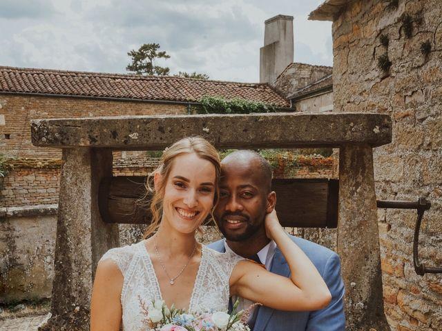 Le mariage de Aguib et Emeline à Bissy-la-Mâconnaise, Saône et Loire 11
