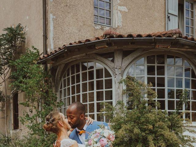 Le mariage de Aguib et Emeline à Bissy-la-Mâconnaise, Saône et Loire 12