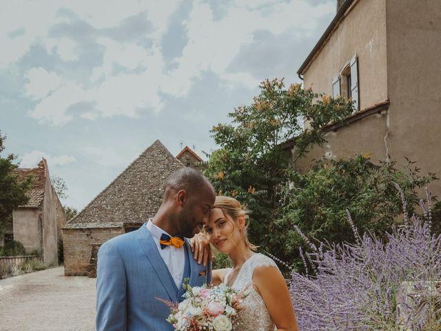 Le mariage de Aguib et Emeline à Bissy-la-Mâconnaise, Saône et Loire 13