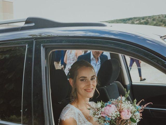 Le mariage de Aguib et Emeline à Bissy-la-Mâconnaise, Saône et Loire 15