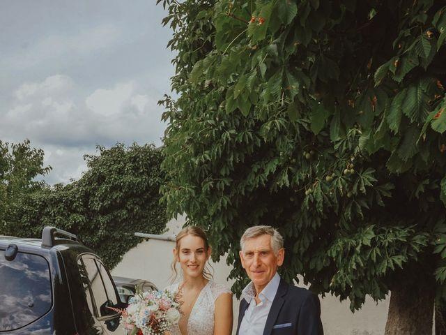 Le mariage de Aguib et Emeline à Bissy-la-Mâconnaise, Saône et Loire 16