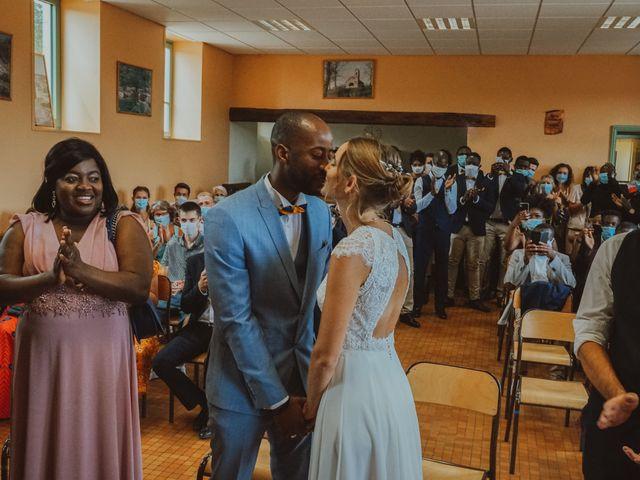 Le mariage de Aguib et Emeline à Bissy-la-Mâconnaise, Saône et Loire 18