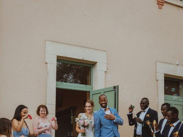 Le mariage de Aguib et Emeline à Bissy-la-Mâconnaise, Saône et Loire 19