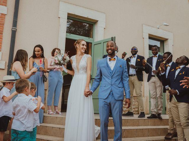 Le mariage de Aguib et Emeline à Bissy-la-Mâconnaise, Saône et Loire 20