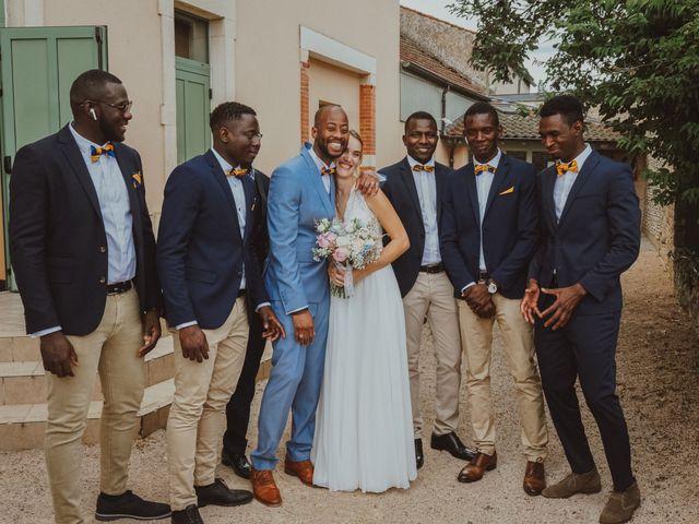 Le mariage de Aguib et Emeline à Bissy-la-Mâconnaise, Saône et Loire 23