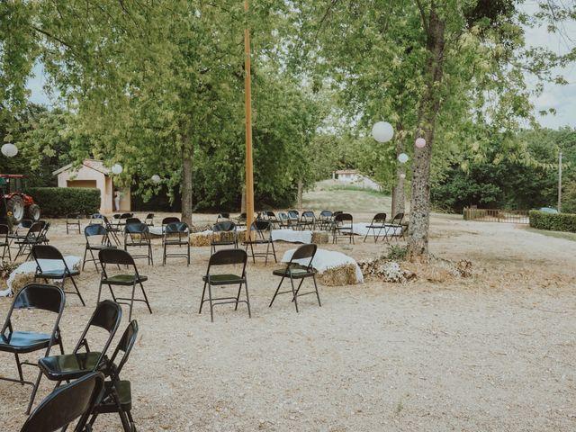 Le mariage de Aguib et Emeline à Bissy-la-Mâconnaise, Saône et Loire 25