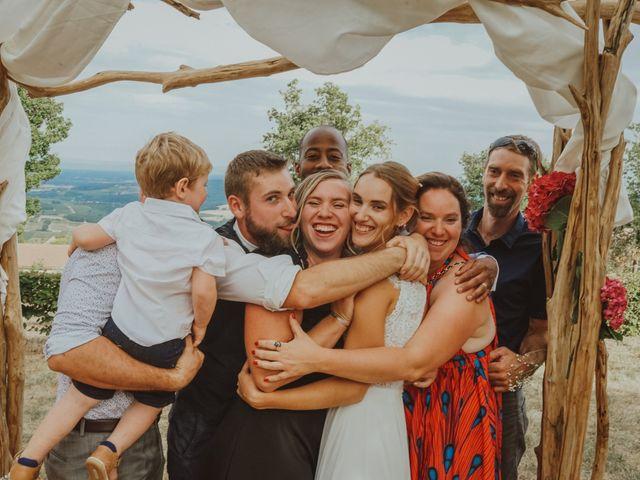 Le mariage de Aguib et Emeline à Bissy-la-Mâconnaise, Saône et Loire 38