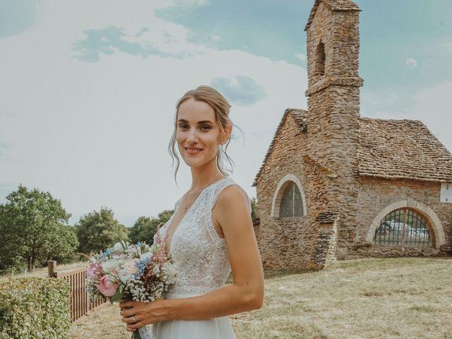 Le mariage de Aguib et Emeline à Bissy-la-Mâconnaise, Saône et Loire 41