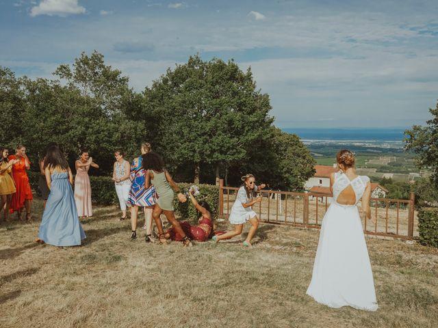 Le mariage de Aguib et Emeline à Bissy-la-Mâconnaise, Saône et Loire 46