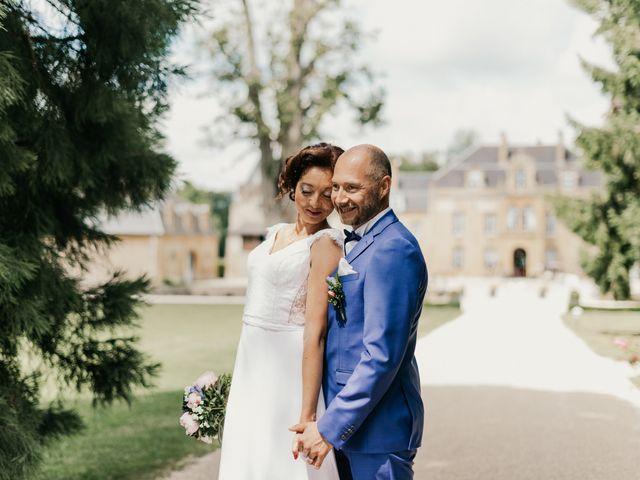 Le mariage de Ludger et Linda à Charleville-Mézières, Ardennes 1