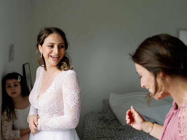 Le mariage de Hamza et Audrey à Caen, Calvados 3