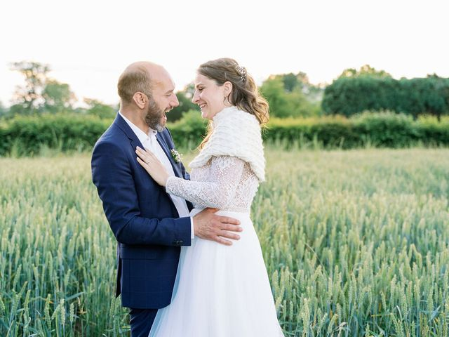 Le mariage de Hamza et Audrey à Caen, Calvados 9