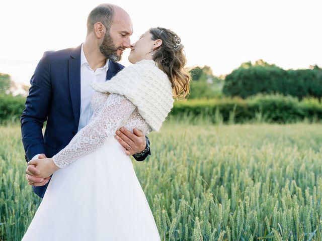 Le mariage de Hamza et Audrey à Caen, Calvados 11