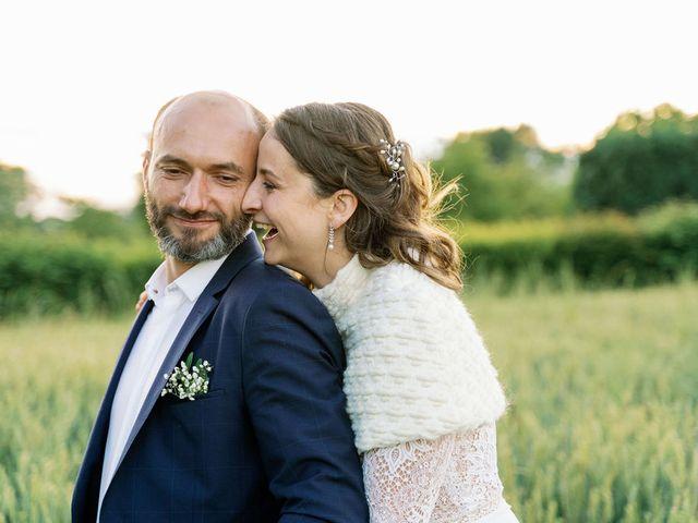 Le mariage de Hamza et Audrey à Caen, Calvados 12