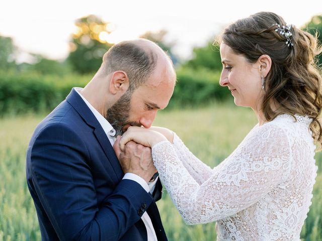 Le mariage de Hamza et Audrey à Caen, Calvados 1