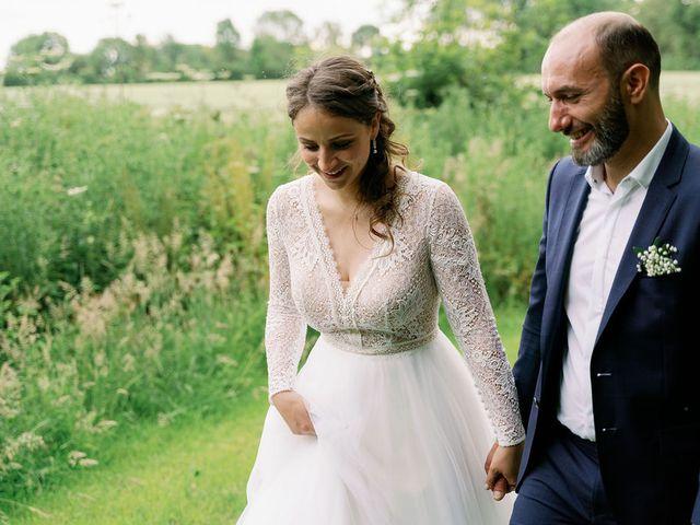 Le mariage de Hamza et Audrey à Caen, Calvados 35