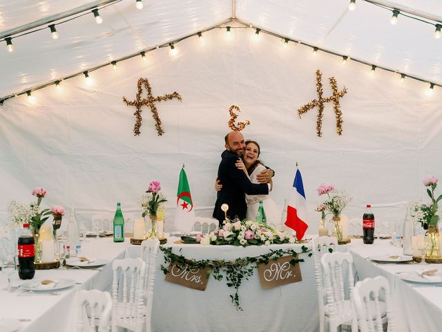 Le mariage de Hamza et Audrey à Caen, Calvados 44