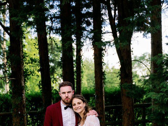 Le mariage de Hamza et Audrey à Caen, Calvados 48