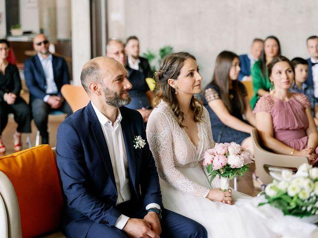 Le mariage de Hamza et Audrey à Caen, Calvados 53