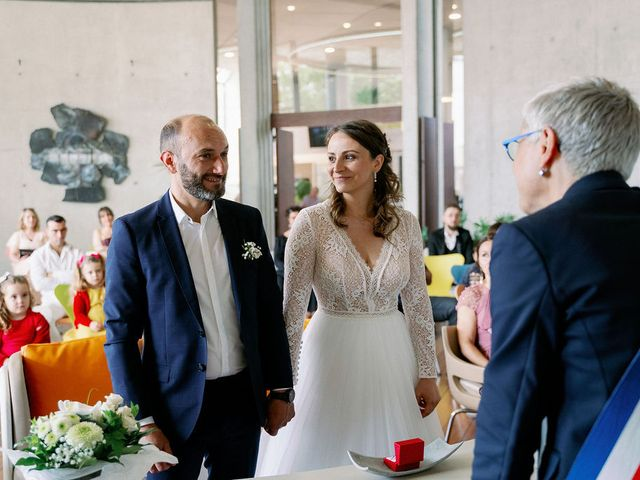 Le mariage de Hamza et Audrey à Caen, Calvados 55