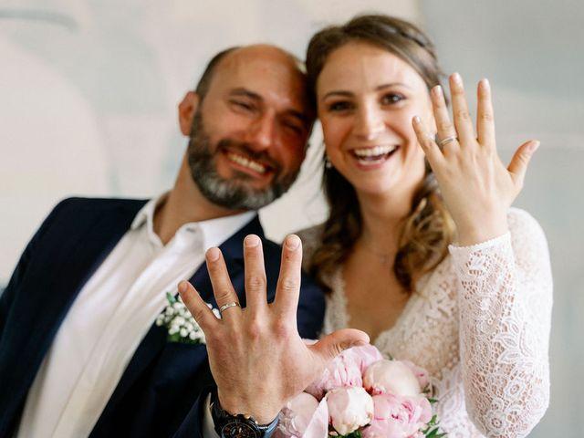 Le mariage de Hamza et Audrey à Caen, Calvados 60