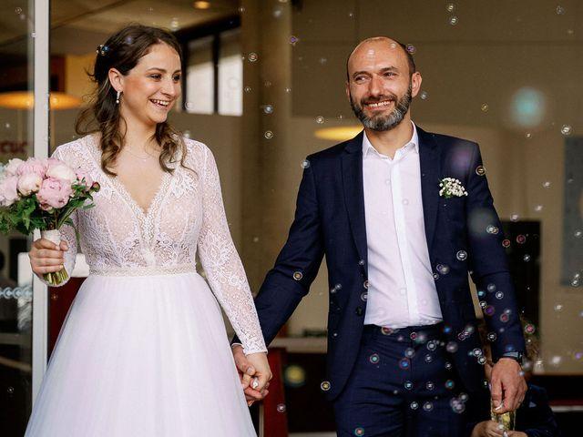 Le mariage de Hamza et Audrey à Caen, Calvados 2