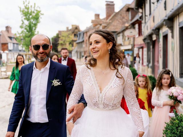 Le mariage de Hamza et Audrey à Caen, Calvados 62
