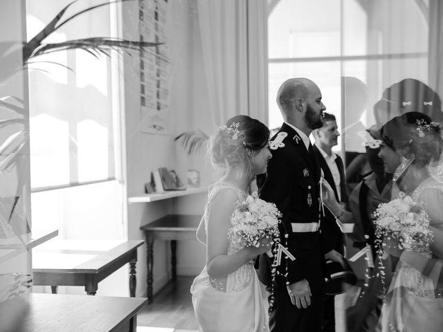 Le mariage de Simon et Isabelle à Chinon, Indre-et-Loire 24