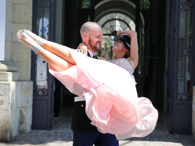 Le mariage de Simon et Isabelle à Chinon, Indre-et-Loire 27