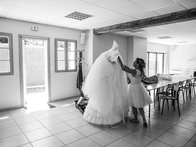 Le mariage de Simon et Isabelle à Chinon, Indre-et-Loire 30