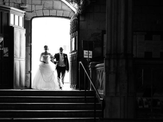 Le mariage de Simon et Isabelle à Chinon, Indre-et-Loire 36