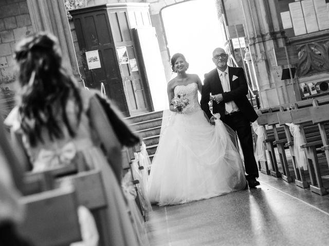 Le mariage de Simon et Isabelle à Chinon, Indre-et-Loire 37
