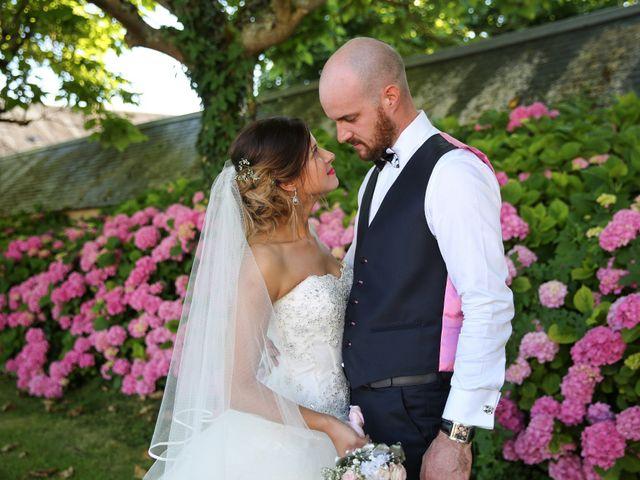 Le mariage de Simon et Isabelle à Chinon, Indre-et-Loire 50