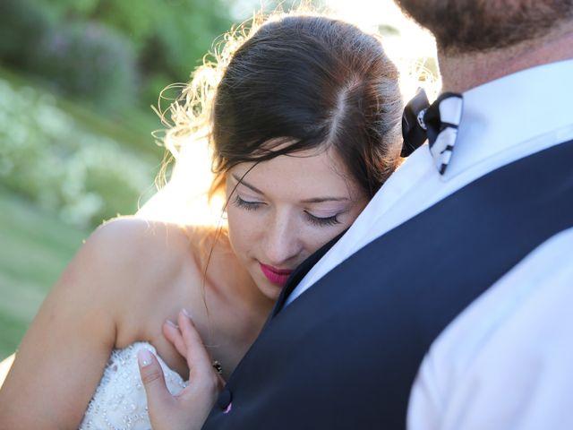 Le mariage de Simon et Isabelle à Chinon, Indre-et-Loire 55