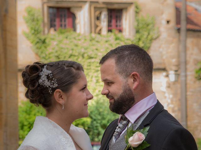 Le mariage de Jack et Gaëlle à Salignac-Eyvigues, Dordogne 4