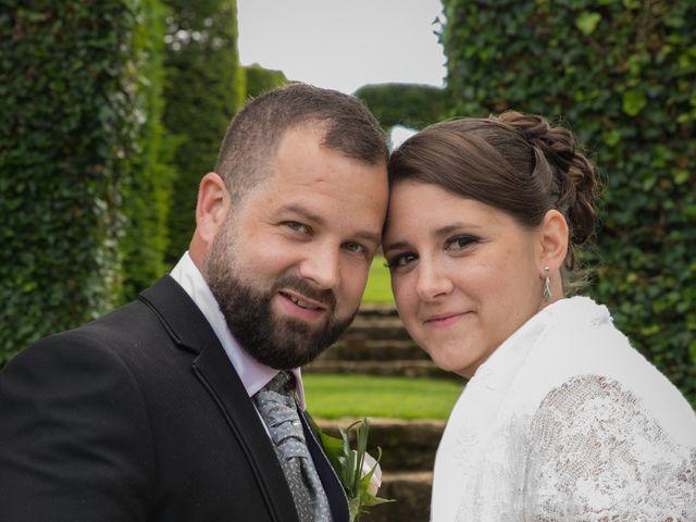 Le mariage de Jack et Gaëlle à Salignac-Eyvigues, Dordogne 13