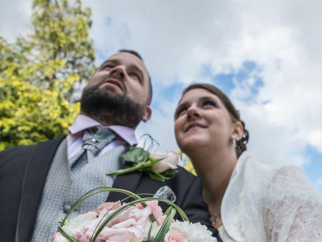 Le mariage de Jack et Gaëlle à Salignac-Eyvigues, Dordogne 15