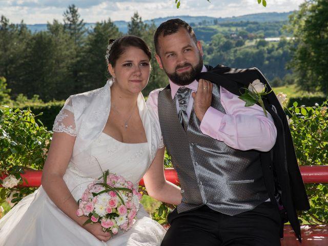 Le mariage de Jack et Gaëlle à Salignac-Eyvigues, Dordogne 18
