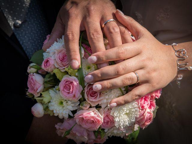 Le mariage de Jack et Gaëlle à Salignac-Eyvigues, Dordogne 19