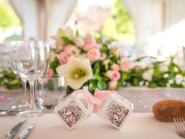Le mariage de Jack et Gaëlle à Salignac-Eyvigues, Dordogne 25