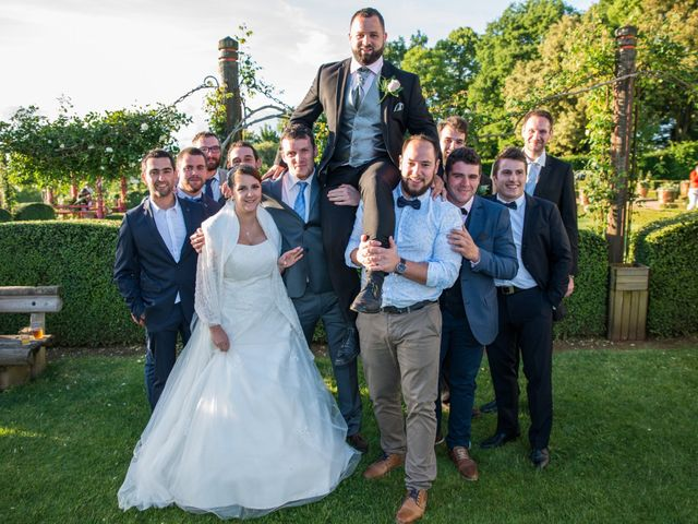 Le mariage de Jack et Gaëlle à Salignac-Eyvigues, Dordogne 28